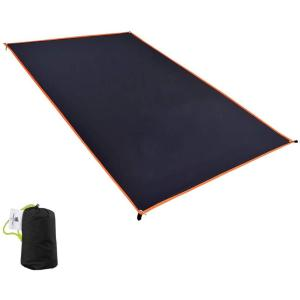 GEERTOP 1-4 Person Ultralight Waterproof Tent Tarp Footprint Ground Sheet Mat for Camping Hiking Picnic