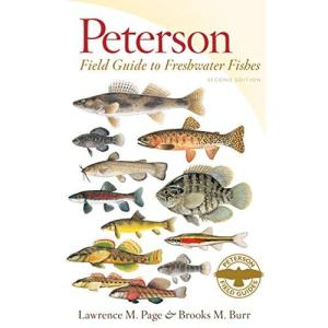 Peterson Field Guide to Freshwater Fishes, Second Edition Paperback – Illustrated, April 21 2011
