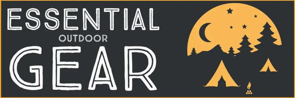 Hiking, Biking, Paddling & Camping Gear