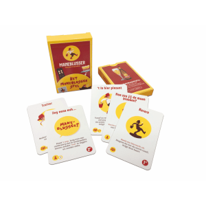 Maneblusser Card Game