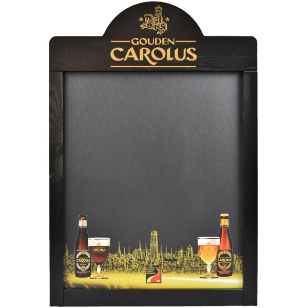 Tableau noir Gouden Carolus