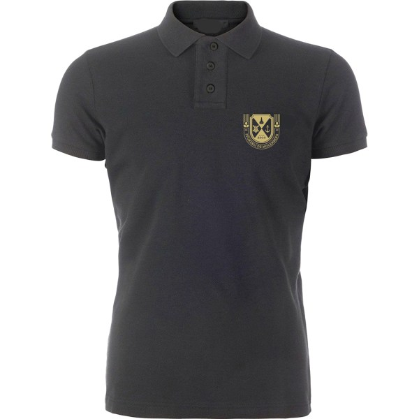 Polo Shirt Gouden Carolus Single Malt