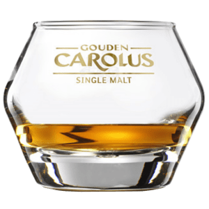 Glass Gouden Carolus Single Malt