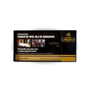 Experience voucher: Staying with the brewer