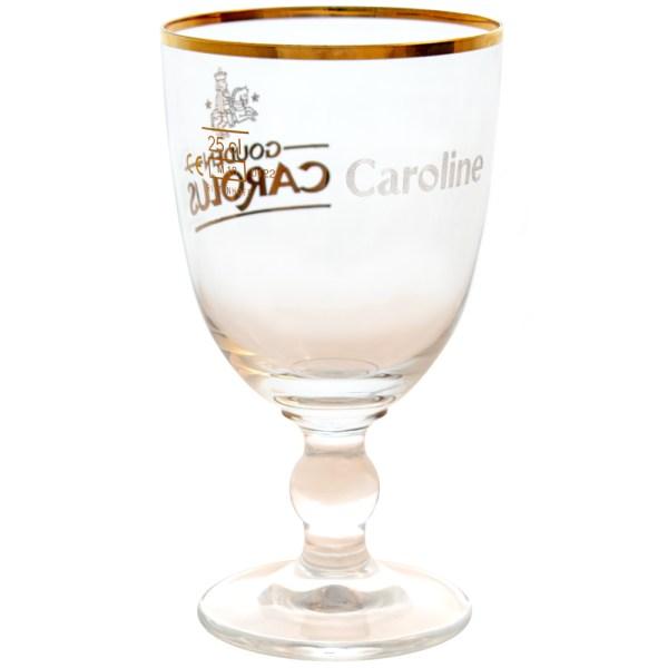 Gepersonaliseerd Gouden Carolus Glas 25 cl