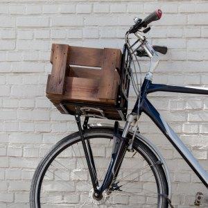 Gouden Carolus bicycle crate