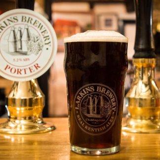 Larkin's Brewery - Chiddingstone