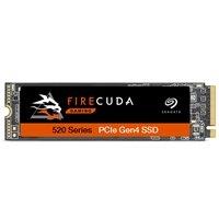 Seagate 2TB FireCuda 520 M.2 Gen 4 NVMe SSD