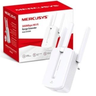 Mercusys MW300RE N300 MIMO Wireless Network Range Extender (UK Plug)