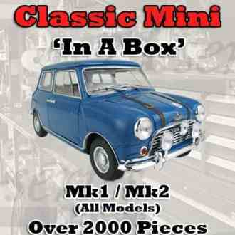 Classic Car Restoration Sets