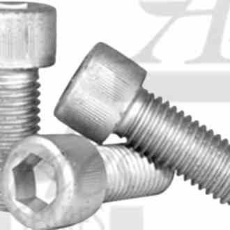 Socket Head Cap Screws - 12.9 Zinc-Bake CR+3