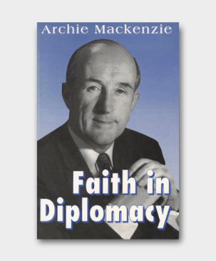 Faith in diplomacy
