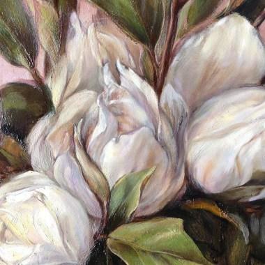 Mañana de magnolias Detalle4