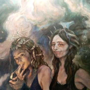 HUMO Inanna y Ereshkigal (Original)