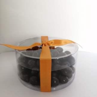 Arándanos con acai cubiertos con chocolate