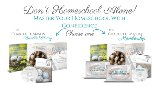 Charlotte Mason Homeschool Approach