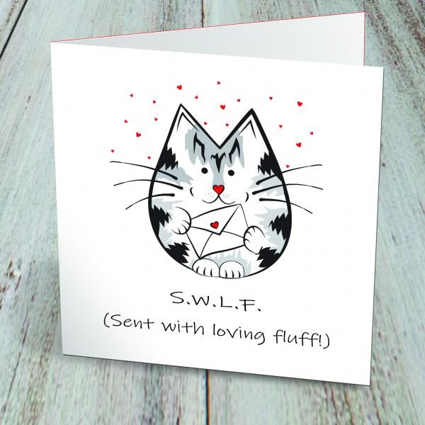 SWLF CAT CARD