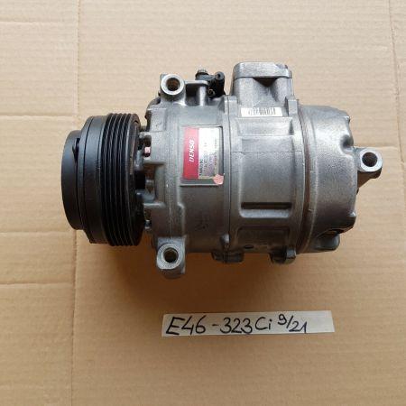BMW E46 Klimakompressor 170 PS  M52 Motor 325 Ci  125 kw ca. 97000 Km  6910458 Ersatzteile BMW KFZ Store BMW Ersatzteile Audi