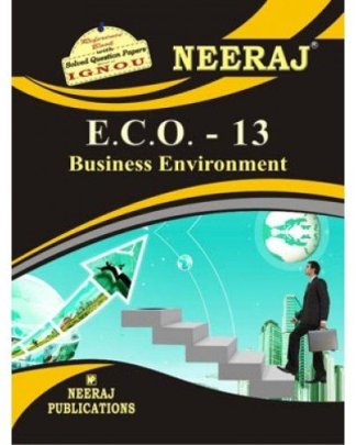 ECO-13 Help Book For IGNOU