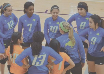 Knockout Sportswear Sublimated Volleyball Uniforms