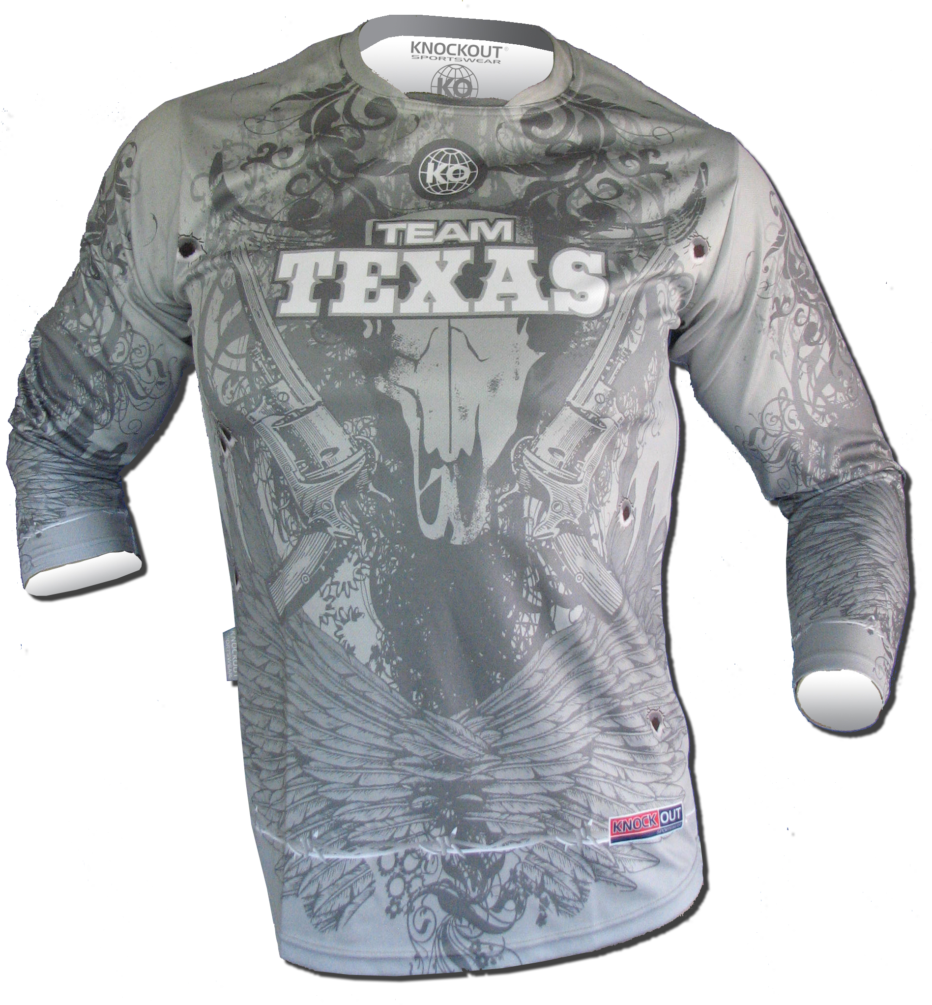 2012 Texas National Team Men's Performance Top For Sale