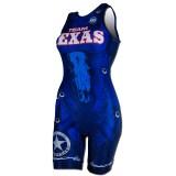 2012 Texas National Team Women's Singlet For Sale