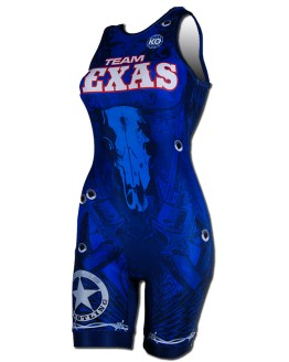 2012 Texas National Team Women's Singlet For Sale