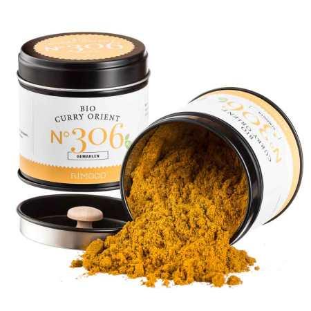 Rimoco Bio Curry Orient N°306