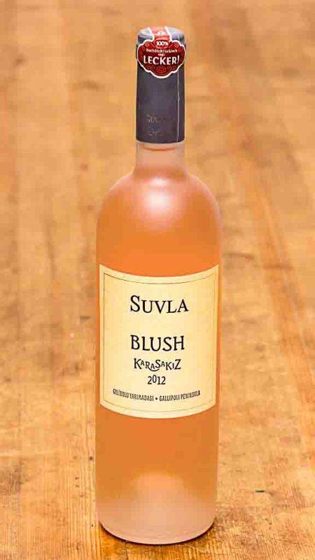 Suvla Blush Rosé 2012