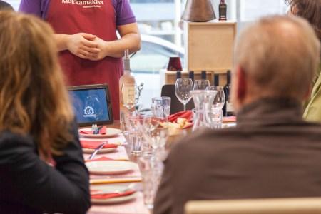 Meze- und Weinverkostung - Weinprobe in Düsseldorf