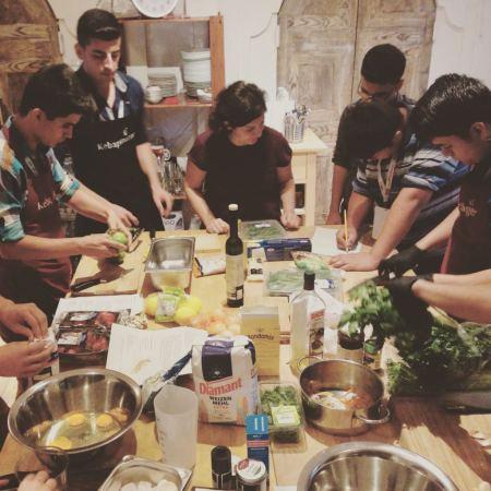Kochkurse Gruppen