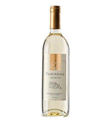 Pamukkale Senfoni Chardonnay-Sauvignon Blanc-Emir-Narince