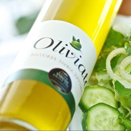 Oliviata Selection erste Ernte - türkisches Olivenöl