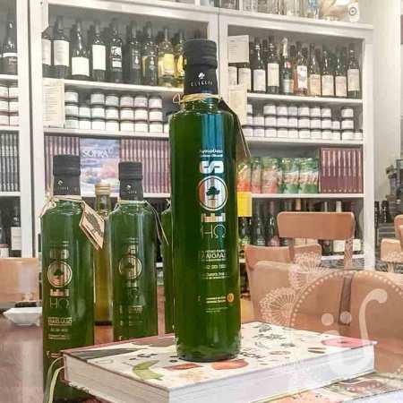EOS - Geras Extra Natives Bio-Olivenöl - frühe Ernte ungefiltert