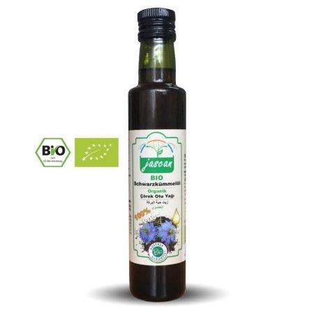 Jascan - Bio Schwarzkümmelöl - kimyon yağı