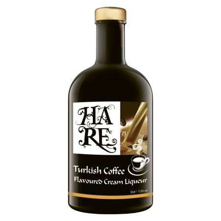 Hare türkischer Kaffee-Likör - türk kahveli likör