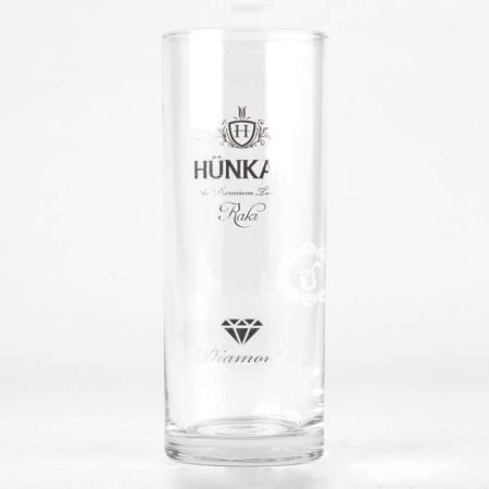 Hünkar Rakı Diamond Rakı Glas
