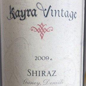KAYRA Vintage Shiraz 2009