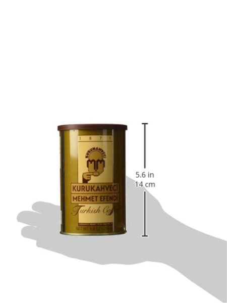 KURUKAHVECI MEHMET EFENDI ~ Türkischer Kaffee 250g