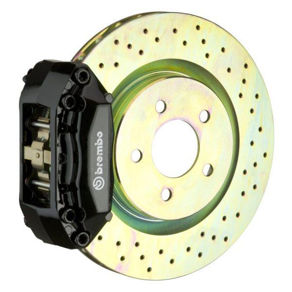 Комплект Brembo 1A43001A для FIAT 500 1.4 (100 CV)/ 1.3 16V MULTIJET (75 CV) 2007->