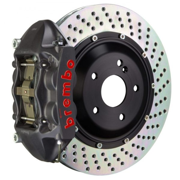 Комплект Brembo 2P18008AS для BMW 7-SERIES (AFTER 3/05 PRODUCTION) (E65) 2005-2008