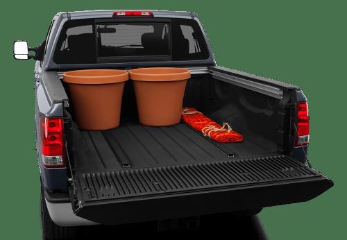 2015 Nissan Titan Truck Bed
