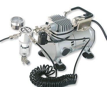 Airbrush Kompressor Saturn 25