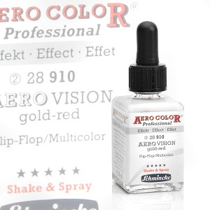 AEROCOLOR EFFEKT Vision Gold-Red