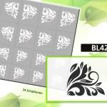 BL4277 Klebeschablonen 5