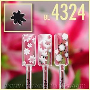 BL4324 Klebeschablonen