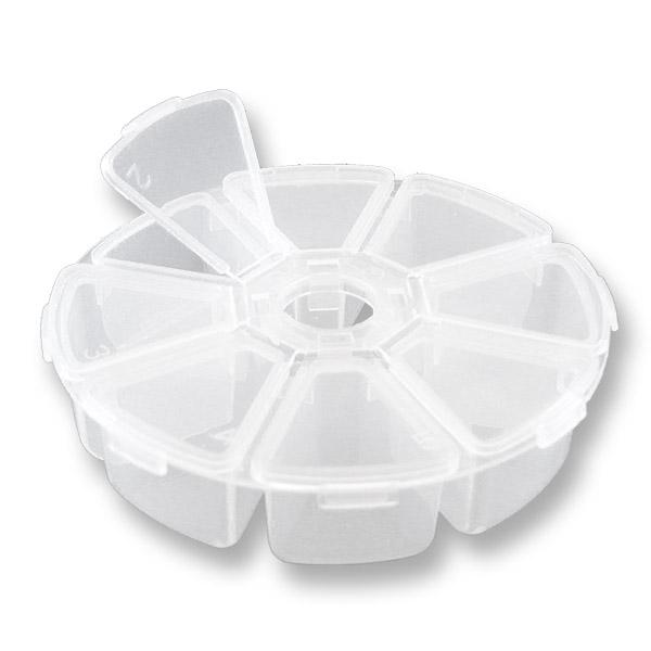 SortierKlappbox (rund)