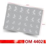 OM4402 Klebeschablonen 3