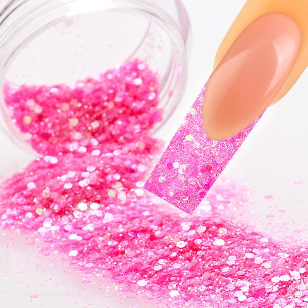 Glittermix Summer Breeze-Pink