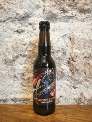 Bloody Ripper – Hoppy Road – 33 cl